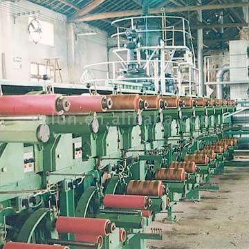 Cord Fabric Rubber-Plating Machine (Кордной ткани резиновые покрытия и машины)