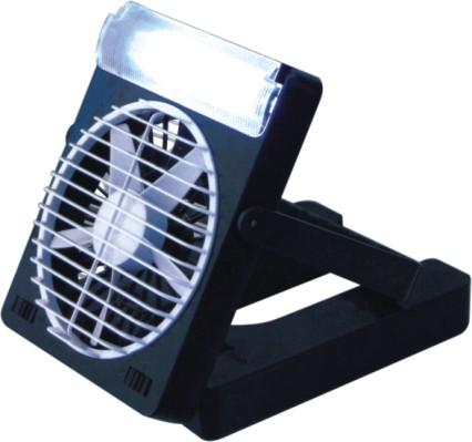 Mini Fan with 12 LED Lights (Мини вентилятор с 12 LED Lights)