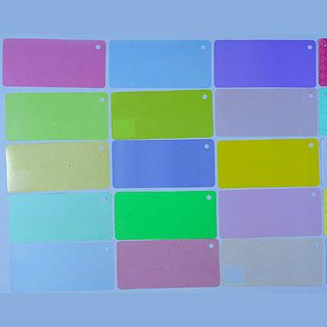 Color Thin Film