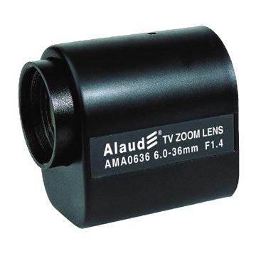 Three Motor Zoom Lens (Три двигателя зум-объектива)