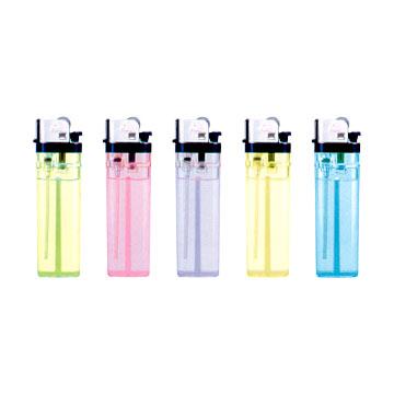 Safe Type Transparent Lighters (Типа безопасности прозрачные зажигалки)