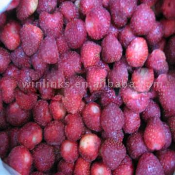 Frozen Strawberries (Замороженная клубника)