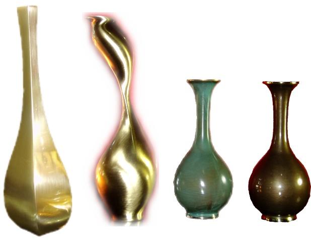 Brass Vase (Латунь Вазы)