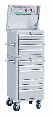 "S/S Tool Box 26"" Width 10 Drawers(TC26-10-3A ) (S / S Tool Box 26 ""Ширина 10 ящиков (TC26 0-3A))"