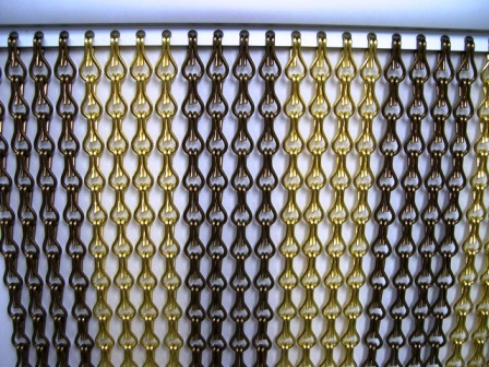 Aluminum Chain Curtain