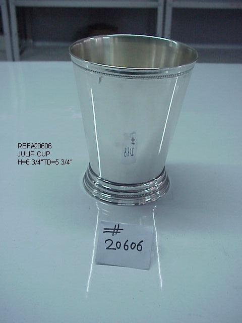 Silver Plated Julip Cup (Silver Plated Julip Cup)