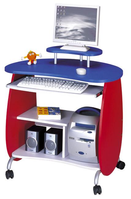 Wooden Computer Desk (Деревянный Компьютерный стол)