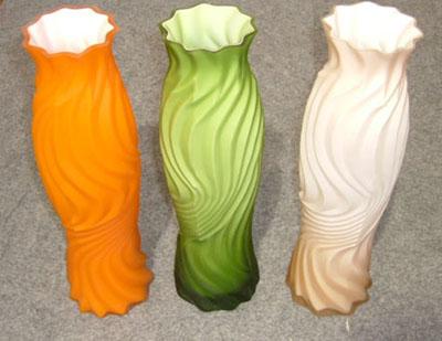 Glass Vase (Стеклянная ваза)