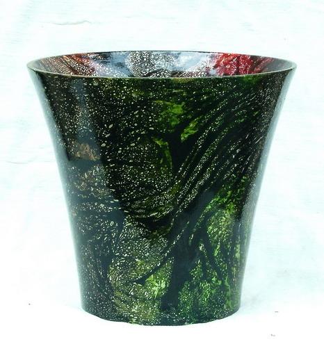 Mango Wood Vase M-044 (Mango Wood ваза М-044)