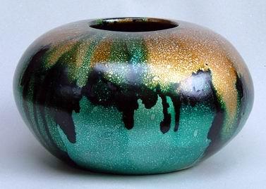 Mango Wood Vase S-025 (Mango Wood ваза S-025)