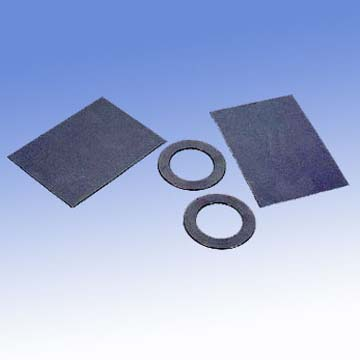 Reinforced Expanded Graphite Laminated Sheet