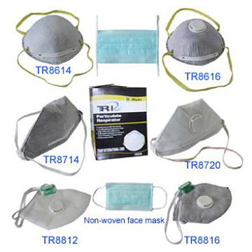 Filter Masks, Non-Woven Face Masks (Фильтр маски, нетканых маска)