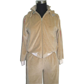 CVC Velour Sportswear