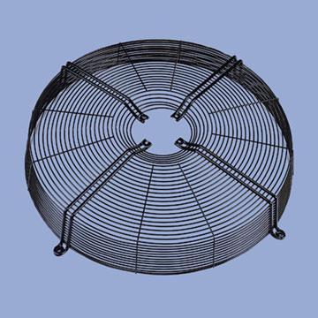 Powder Coated Fan Guard (Порошковое покрытие вентилятора гвардия)