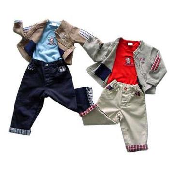 Infant Garment (Младенческая одежда)