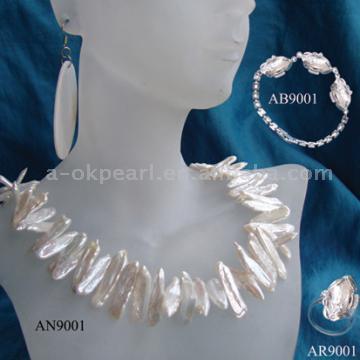Biwa Pearl Set (Biwa Pearl Set)