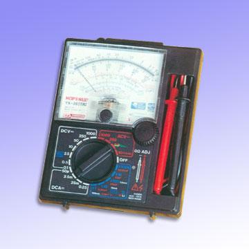 Analog Multimeter (Аналоговый мультиметр)