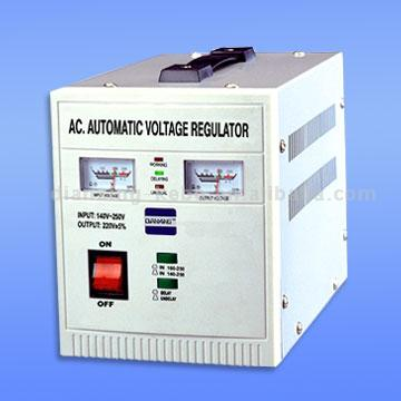 AC Automatic Voltage Regulator (Автоматическая AC Voltage Regulator)