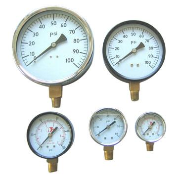 General Dry Pressure Gauge (Генеральный Сухой Манометр)