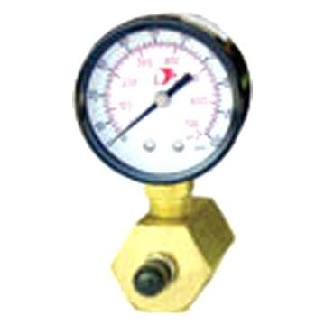 Gas Test Assembly (Газ испытания изделия в сборе)