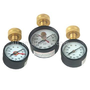 Water Test Gauge (Вода контрольный шаблон)