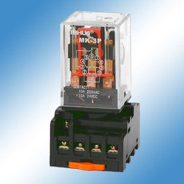 General Electromagnetic Relay MK3P (Генеральный электромагнитное реле MK3P)