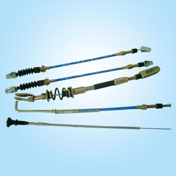 Car Control Cable, Car Parts, Automobile Parts (Автомобиль контрольного кабеля, автомобильные запчасти, автомобильные частей)