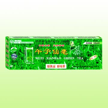 Wuzi Xianhao Green Tea (Wuzi Xianhao Зеленый чай)