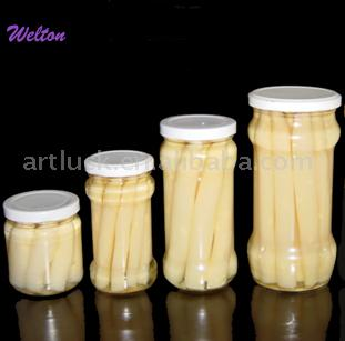 Canned White Asparagus (Консервы из белой спаржи)