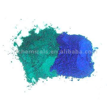 Phthalocyanine Blue and Green (Phthalocyanine синий и зеленый)