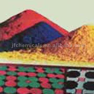 Iron Oxide Pigments (Железоокисные пигменты)