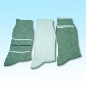 Men`s Mercerized Cotton Socks (Мужские носки Мерсеризованный хлопок)