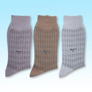 Men`s Mercerized Cotton Stockings (Мужские Мерсеризованный Хлопок Чулки)
