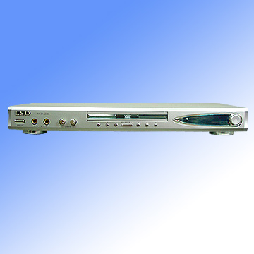 VCD Player: VCD-2188 (VCD-проигрыватель: VCD 188)