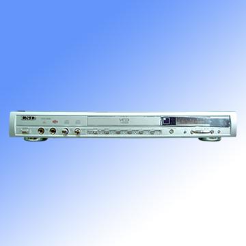 VCD Player: VCD-9000 (VCD-проигрыватель: VCD-9000)