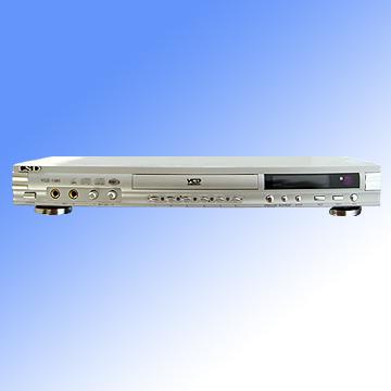 VCD Player: VCD-1385 (VCD-проигрыватель: VCD 385)