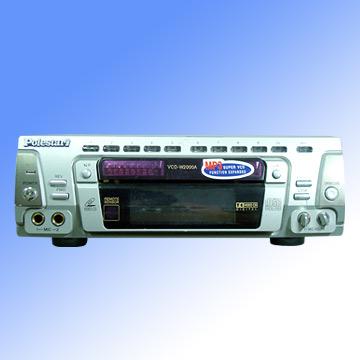 VCD Player: VCD-W2000A (VCD-проигрыватель: VCD-W2000A)