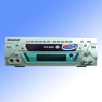 VCD Player: VCD-9900 (VCD-проигрыватель: VCD-9900)