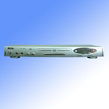 DVD Player: DVD-2008 (DVD-плеер: DVD 008)