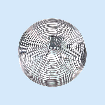 Chrome Fan Guard