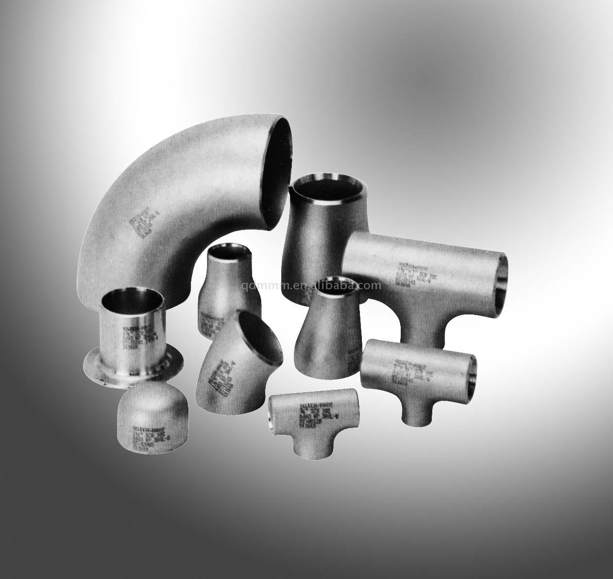 Stainless Steel Fittings (Нержавеющая стальная арматура)