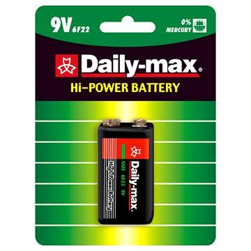 6F22-1B (9V Size) Battery (6F22 B (9В Размер) Батарея)