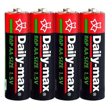 R6P-4S (SUM-3/AA Size) Battery (R6P-4S (SUM-3/AA размер) Батарея)