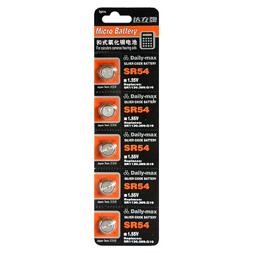 SR54 Battery (389/SG10) (SR54 аккумулятора (389/SG10))