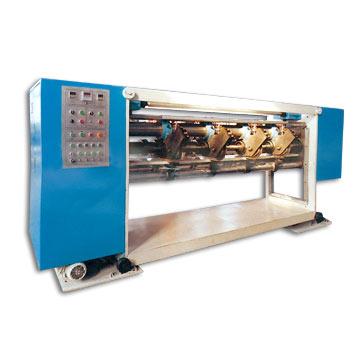 Thin Blade Cutting Scorer Mechanical Control Machine ( Thin Blade Cutting Scorer Mechanical Control Machine)
