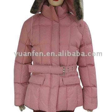 Ladies` Padded Jacket (Padded Женские куртки)