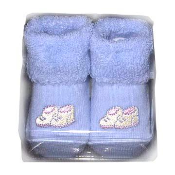 Reine Baumwolle Baby Socken (Reine Baumwolle Baby Socken)