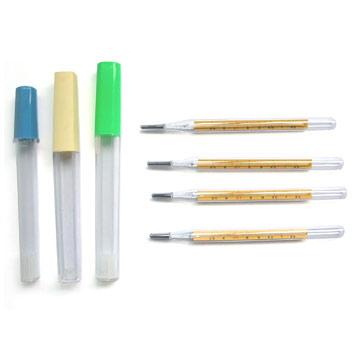 Round Typ Fieberthermometer (Round Typ Fieberthermometer)