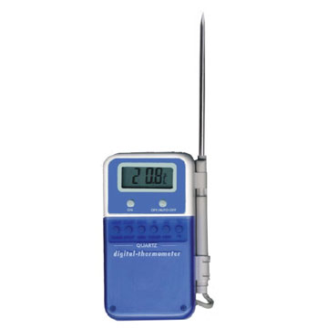 Digital Cooking Thermometer with Timer (Kochen Digital-Thermometer mit Timer)