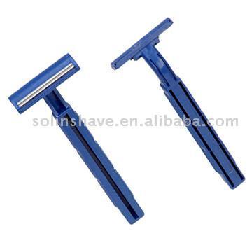 Twin Blade Disposable razor (Twin Blade одноразовые бритвы)